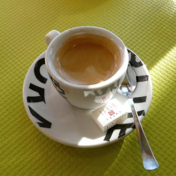 Espresso in Frankreich