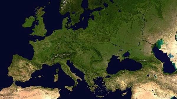 Kreuz und quer durch Europa