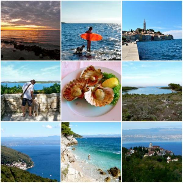Impressionen von Istrien