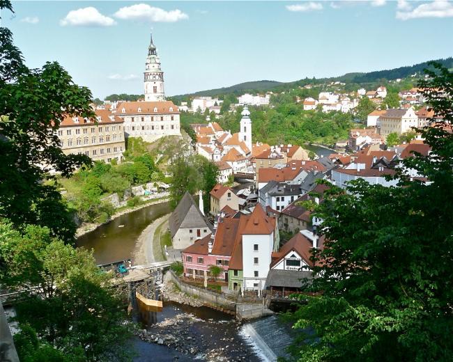 Altstadt von Český Krumlov