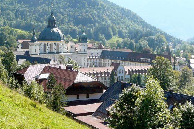 Kloster Ettal im Ammergau