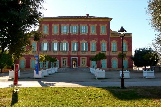 Musée Matisse in Nizza