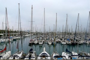 Barcelonas Port Olimpic