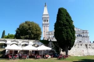 Kirche Sv. Eufemija in Rovinj