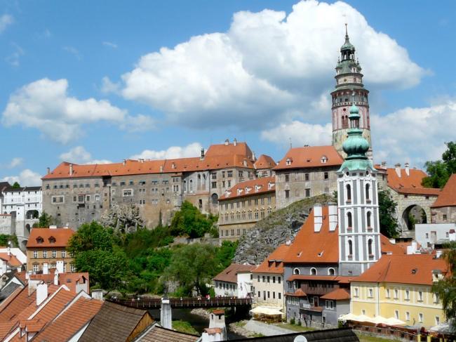Schloss Krumlov