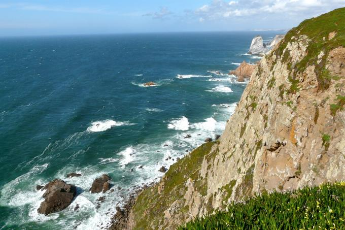 Cabo da Roca am Atlantik
