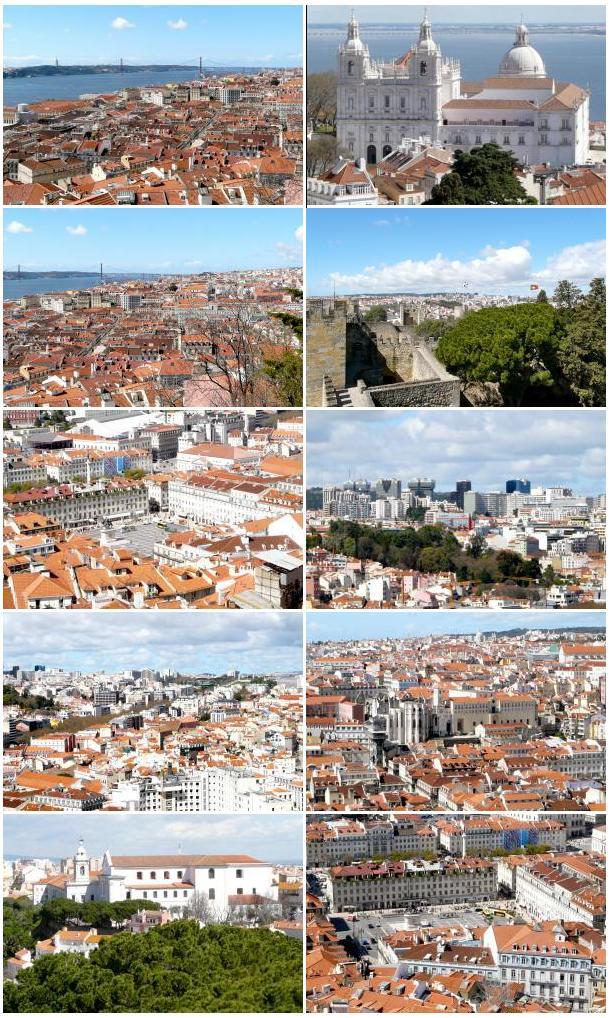 impressionen von Lissabon