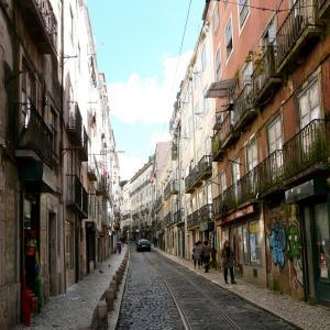 Lissabon Mouraria