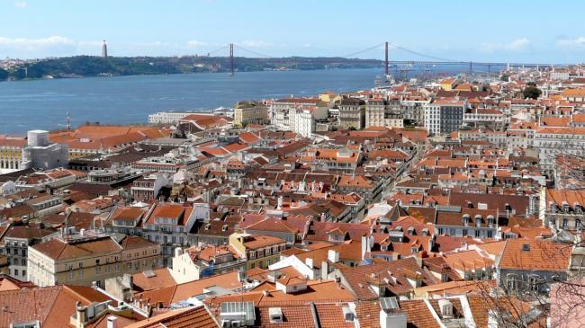 Erstmals in Lissabon
