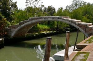 Torcello Teufelsbrücke