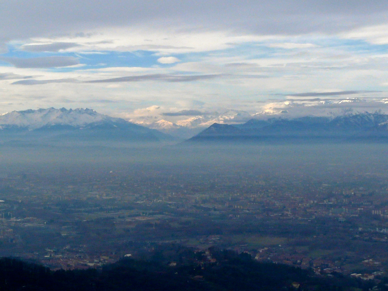 Zwischenstopp in Turin
