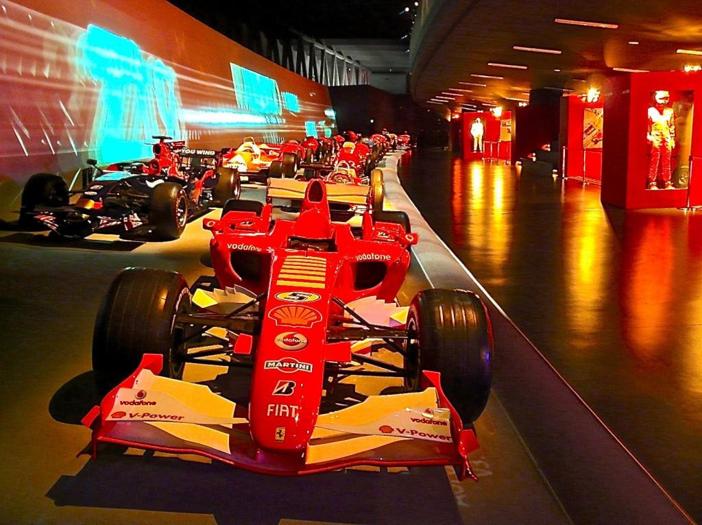 Entwicklung der Formel 1 Rennwagen
