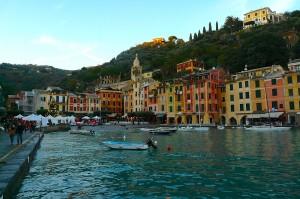 Hafen von Portofino