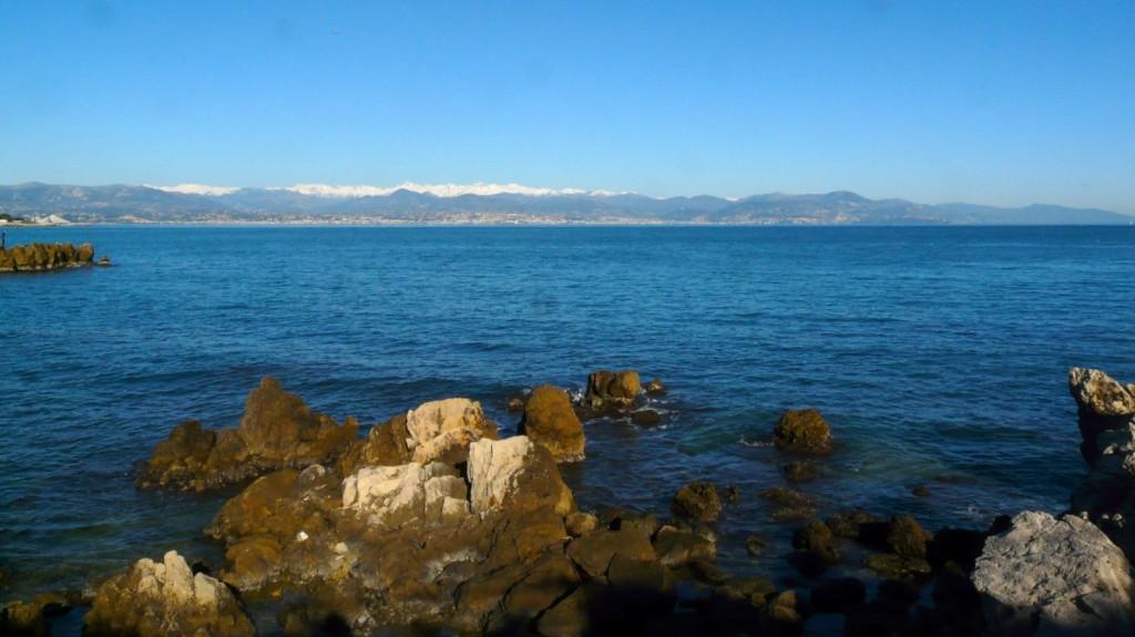 Aussicht vom Cap d`Antibes