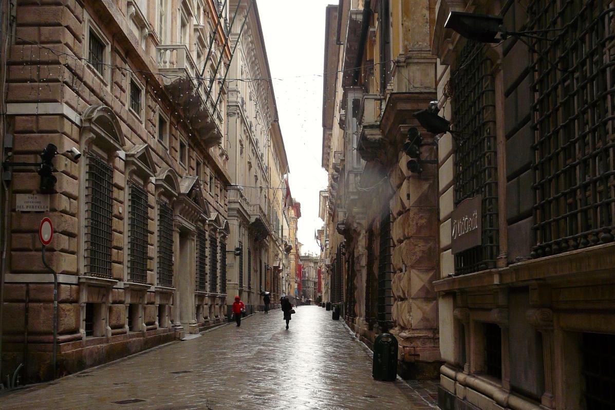Palazzi dei Rolli in Genua