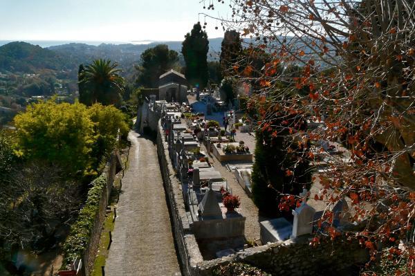 Friedhof Saint Paul de Vence
