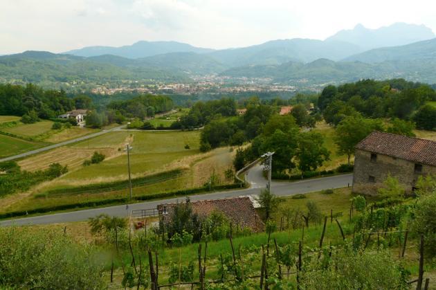 Von München nach Lucca