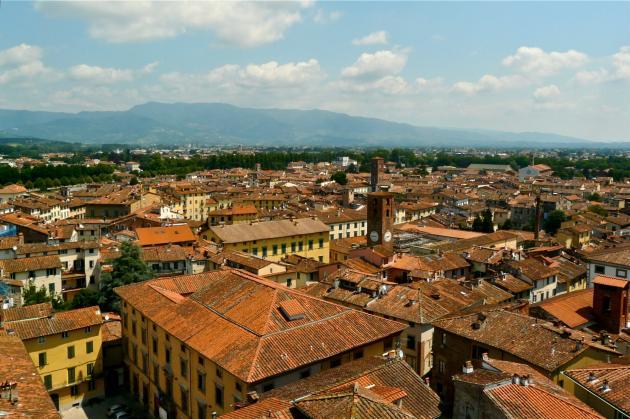Luccas Altstadt