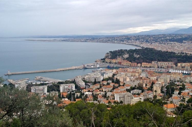 Nizza Panorama