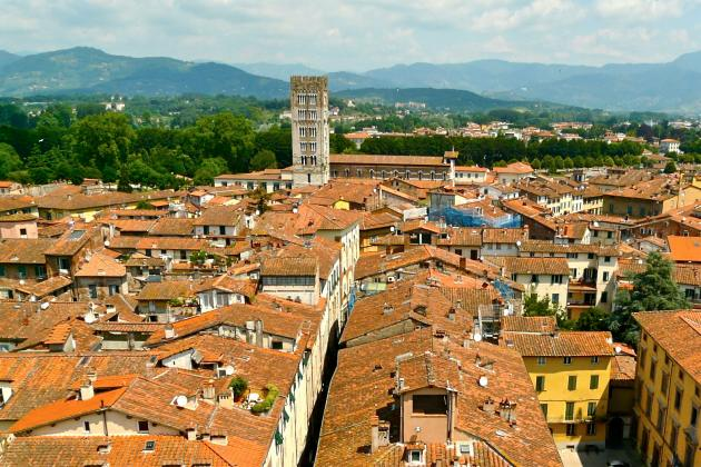 san-frediano in Lucca