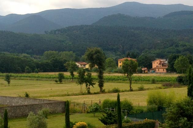 Aussicht La Villa Perla