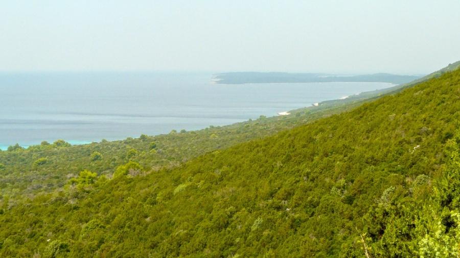 dugi-otok-westkueste